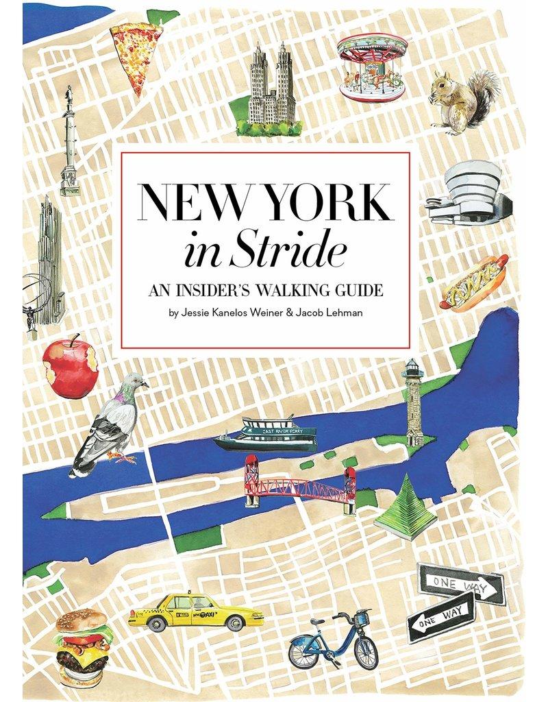 Penguin Random House New York in Stride - An Insider's Walking Guide