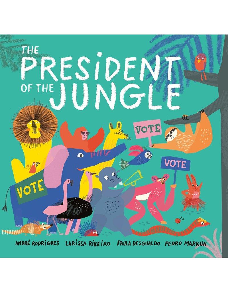 Penguin Random House The President of the Jungle