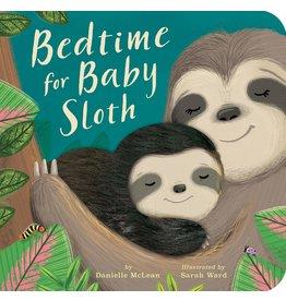Penguin Random House Bedtime for Baby Sloth BB