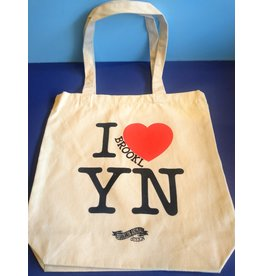 "Local Beasts ""I Love Brooklyn"" Tote"