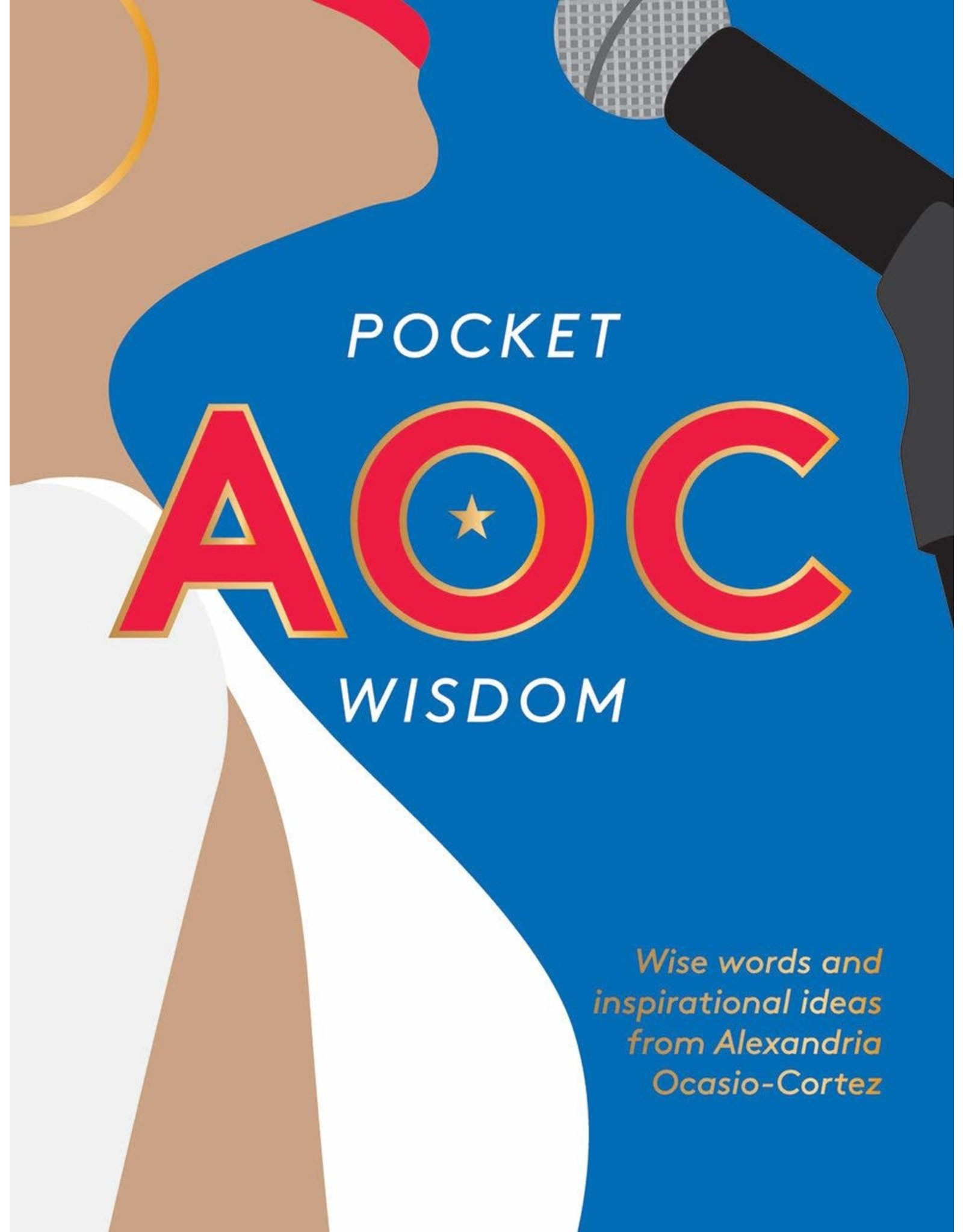 Chronicle Books Pocket AOC Wisdom
