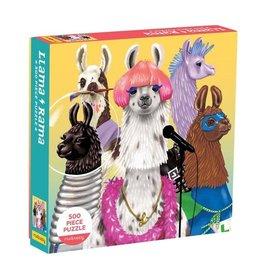 mudpuppy Llama Rama Puzzle