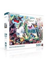 New York Puzzle Company Metamorphosis Puzzle