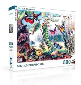 New York Puzzle Company Metamorphosis Puzzle