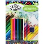 Royal & Langnickel Watercolor Pencil Artist Pack