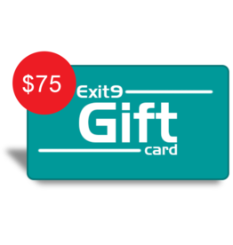 Exit9 Gift Card $75