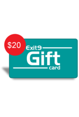 Exit9 Gift Card $20