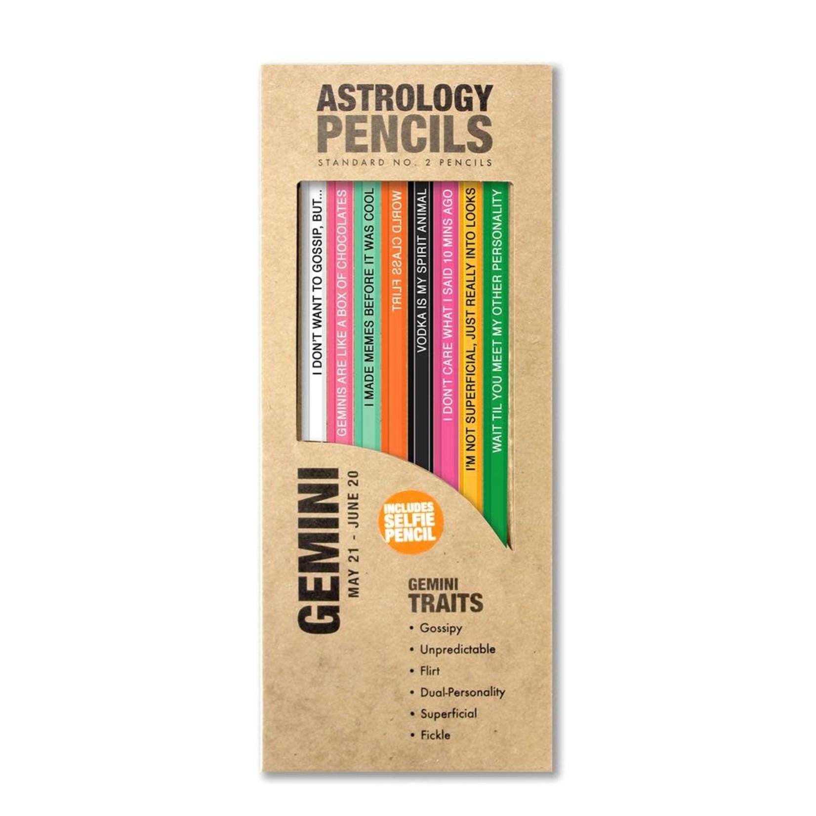 Whiskey River Zodiac Pencil Pack