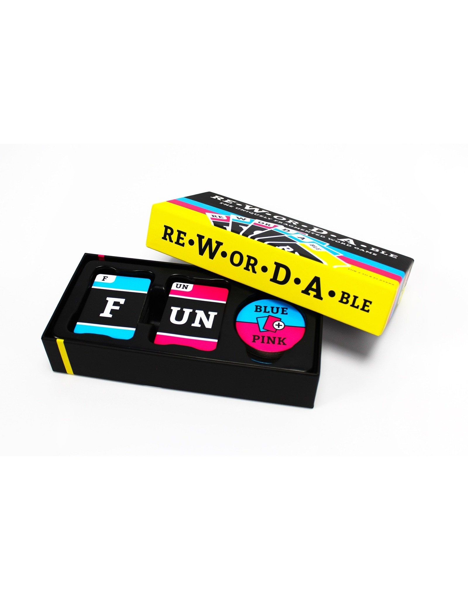 Penguin Random House Rewordable Card Game
