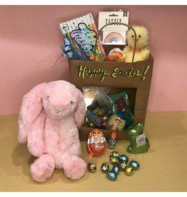 Exit9 Gift Emporium Springtime Blossom Bunny Bag Deluxe