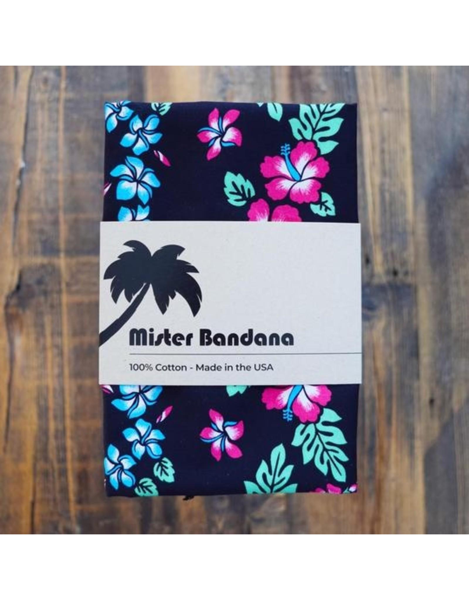 Mister Bandana Saloon Swinger Printed Bandana