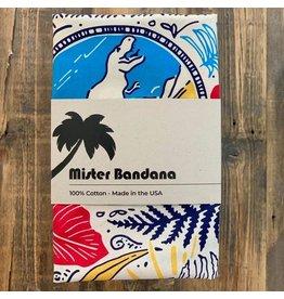 Mister Bandana Creatures Printed Bandana