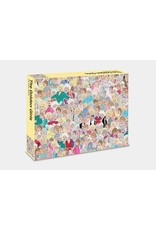 Penguin Random House Golden Girls Puzzle