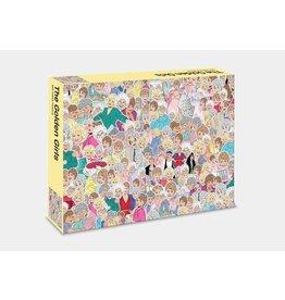 Penguin Random House Golden Girls Puzzle