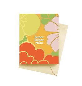 Mother's Day: Super Duper Mom