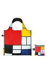 Loqi Reusable Bag - Piet Mondrian