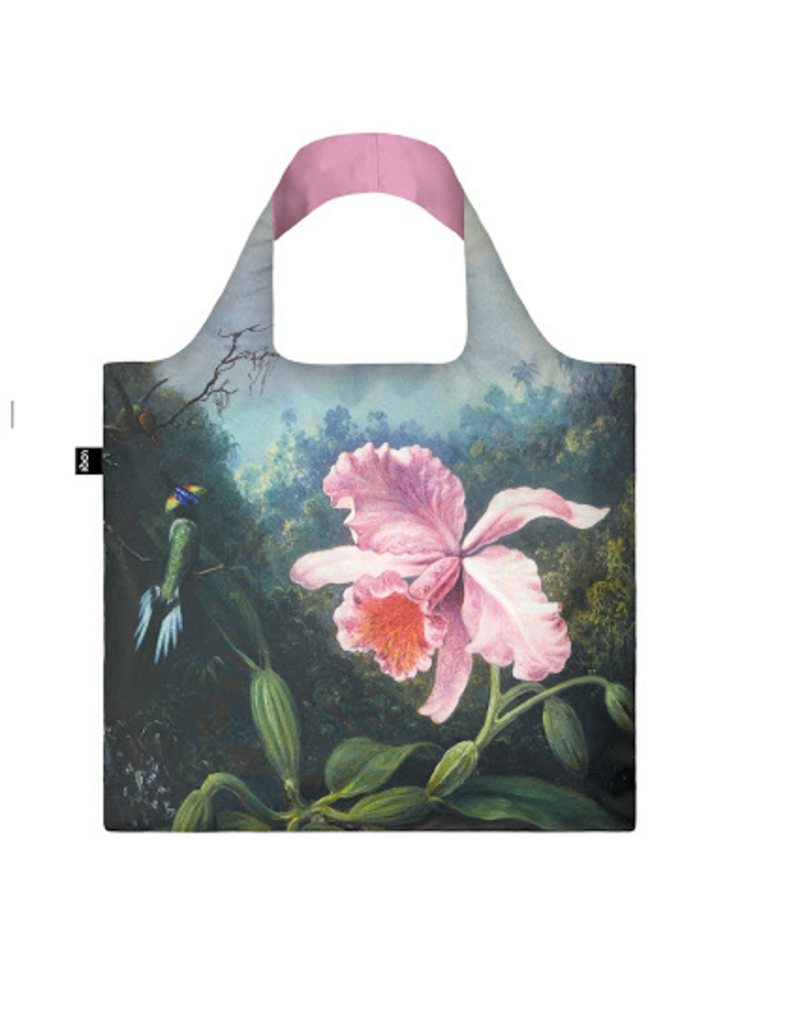 Loqi Reusable Bag - Still Life with Orchid