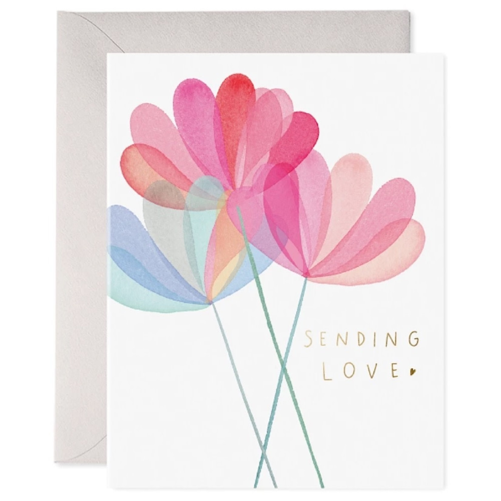 Love/Friend Card: Sending Love