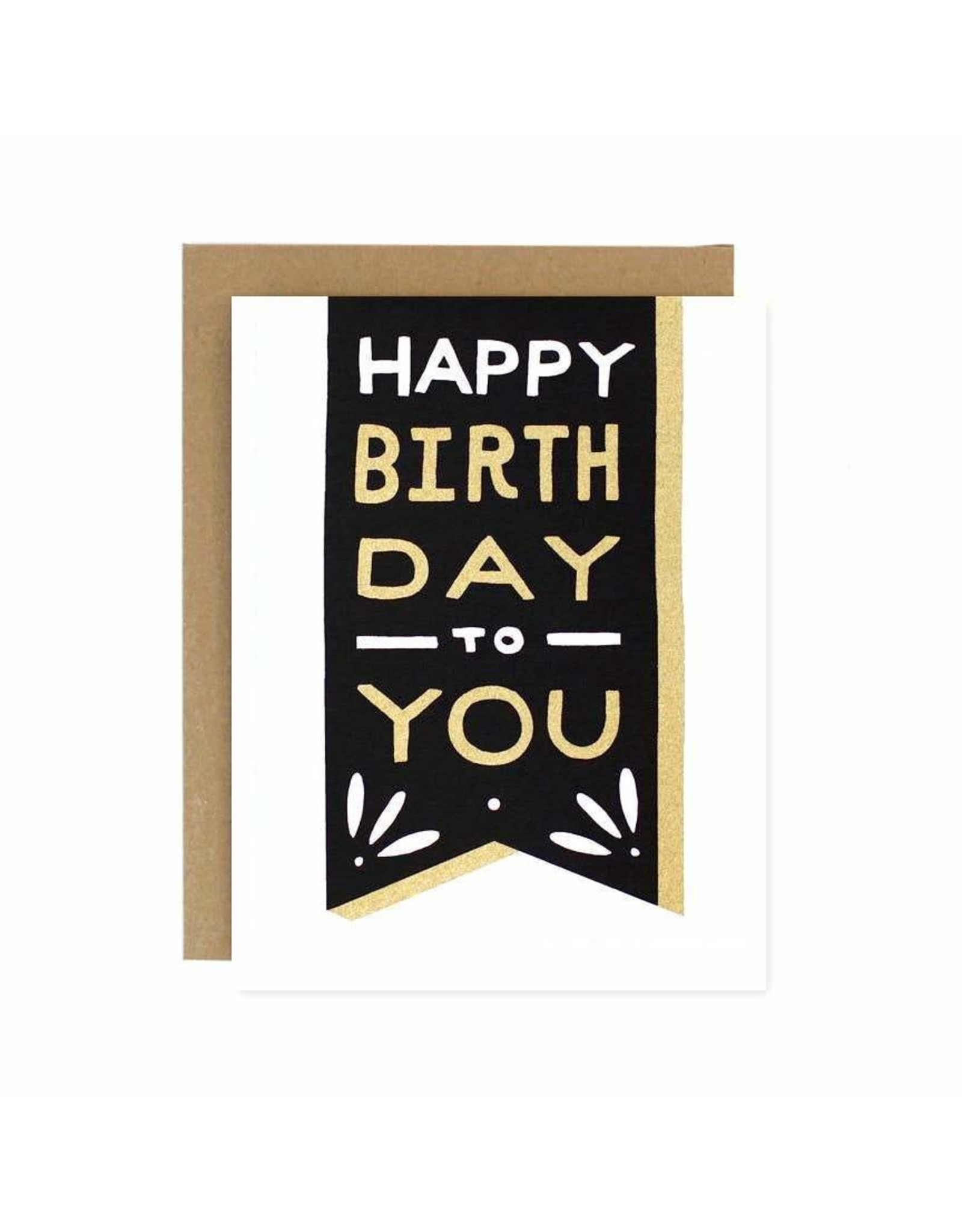 Birthday Card: HBD To You
