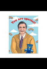 Birthday Card: Mr. Rogers