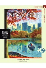 New York Puzzle Company Central Park Row Puzzle