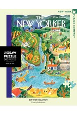 New York Puzzle Company Summer Vacation Puzzle