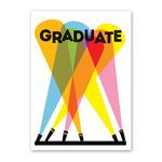 Graduation Card: Graduate Spot Lights