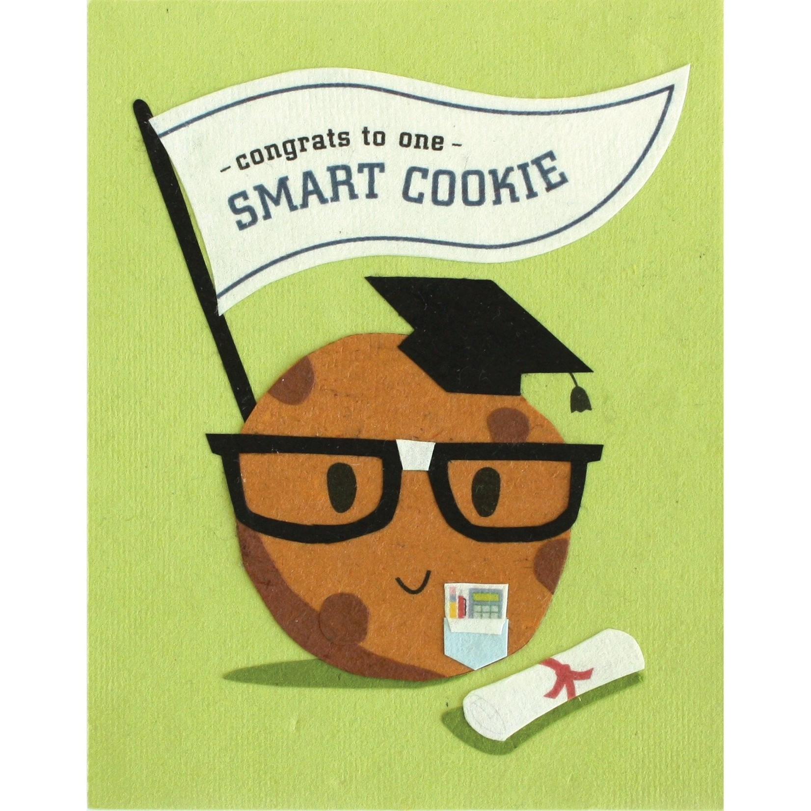 Graduation Card: Smart Cookie