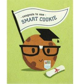 Graduation Card: Smart Cookie