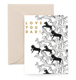Father's Day Card: Love you Dad!