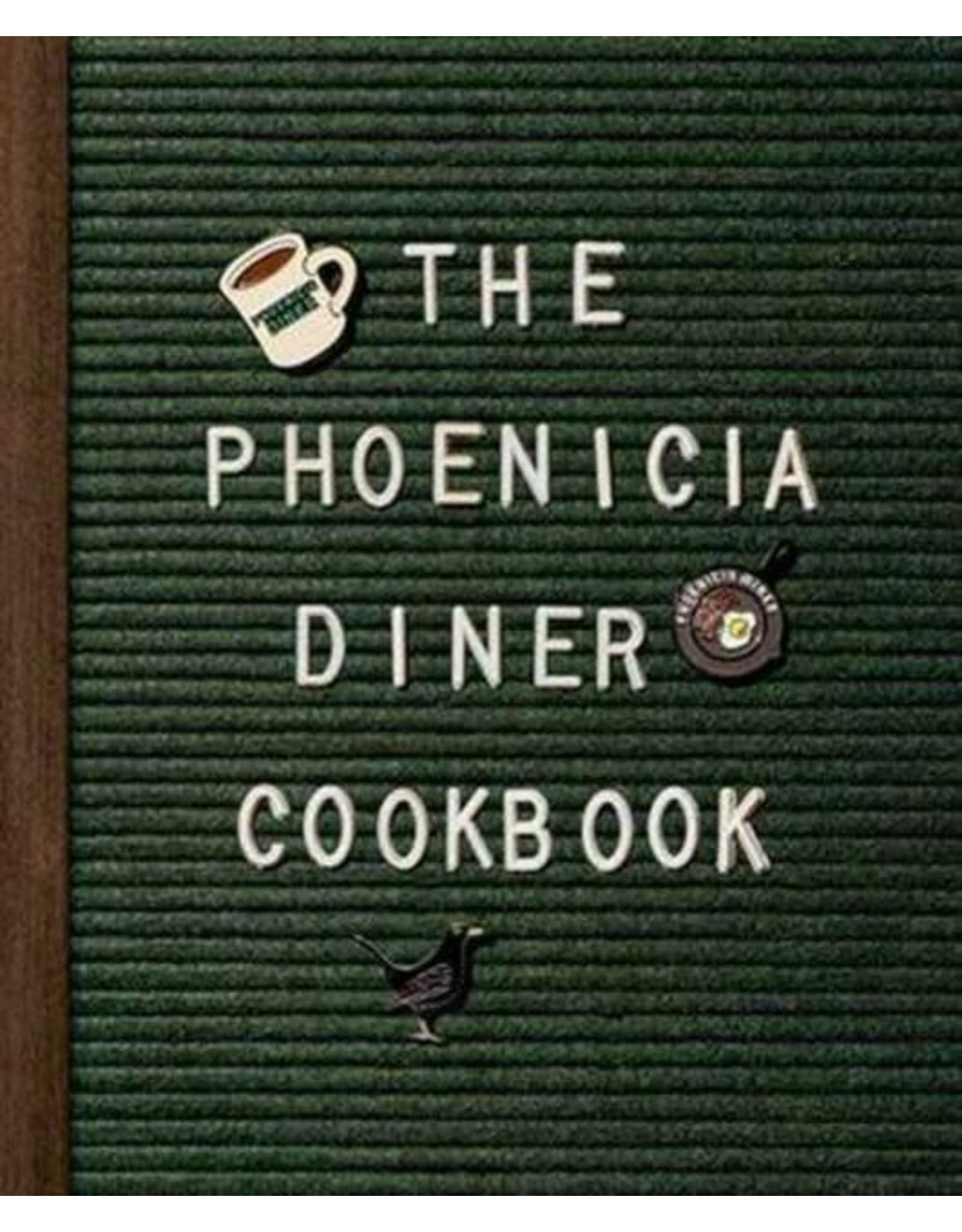 Penguin Random House Phoenicia Diner Cookbook