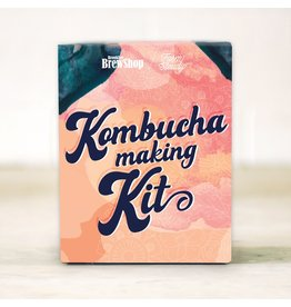 Brooklyn Brew Shop Kombucha Making Kit