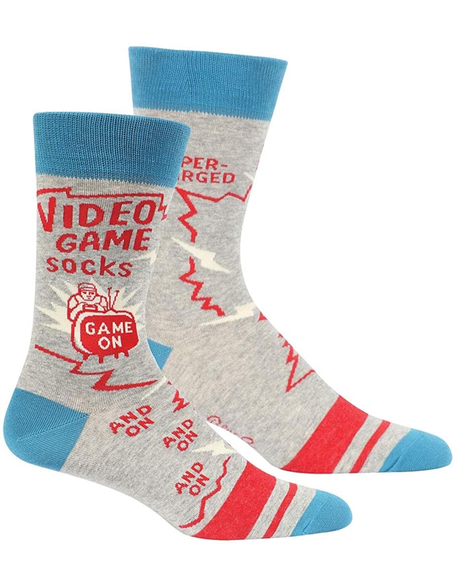 Blue Q Men's Blue Q Socks