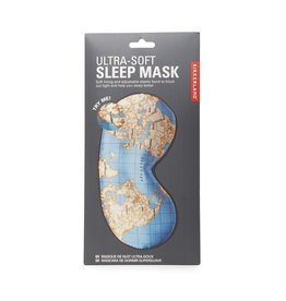 Maps Ultra Soft Sleep Mask