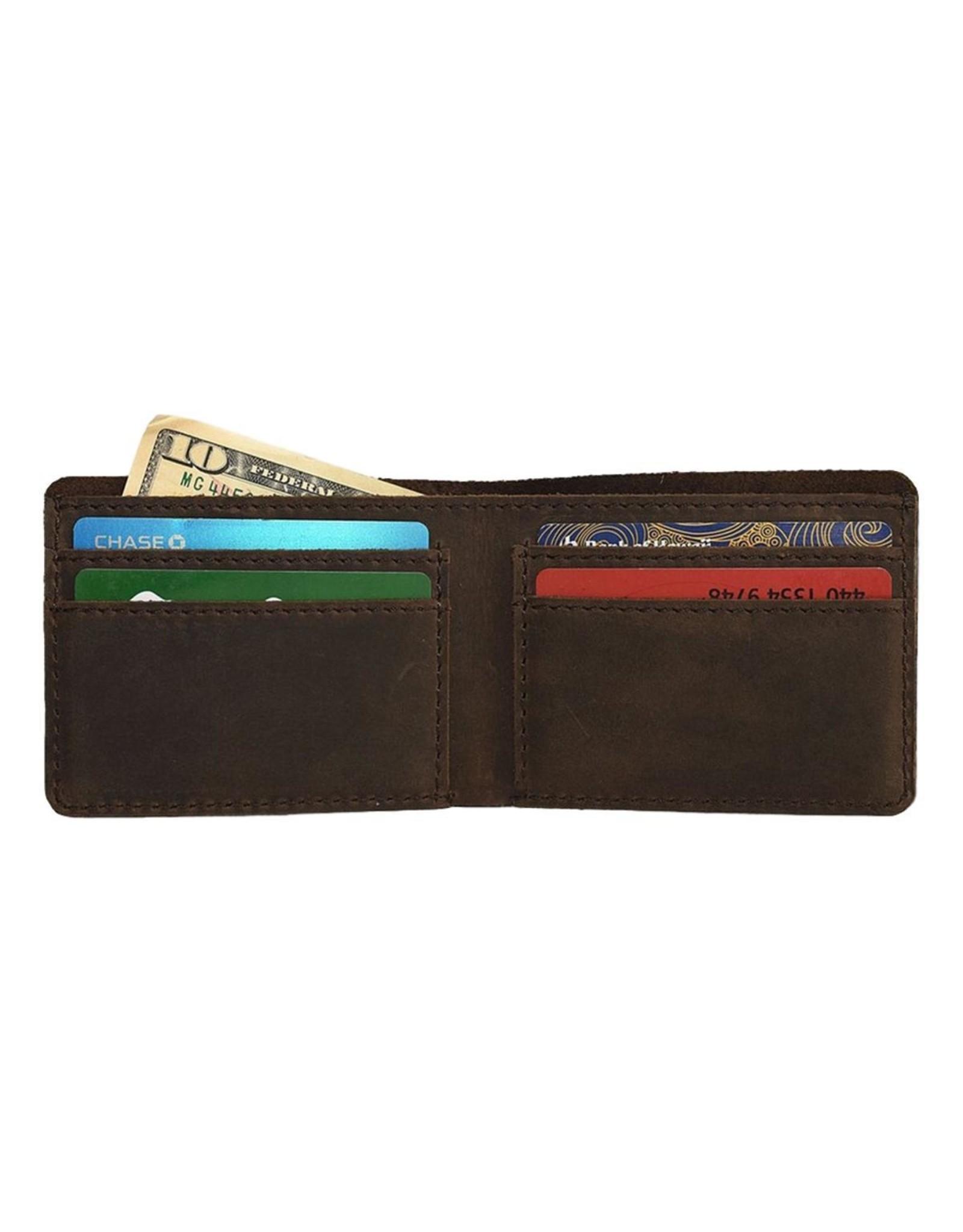 Kiko Leather Step Up Wallet