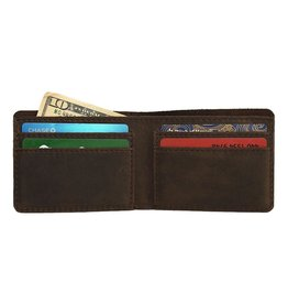 Kiko Leather Step Up Wallet