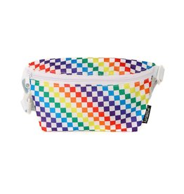 FYDELITY FYDELITY Fanny Pack in Indy Rainbow