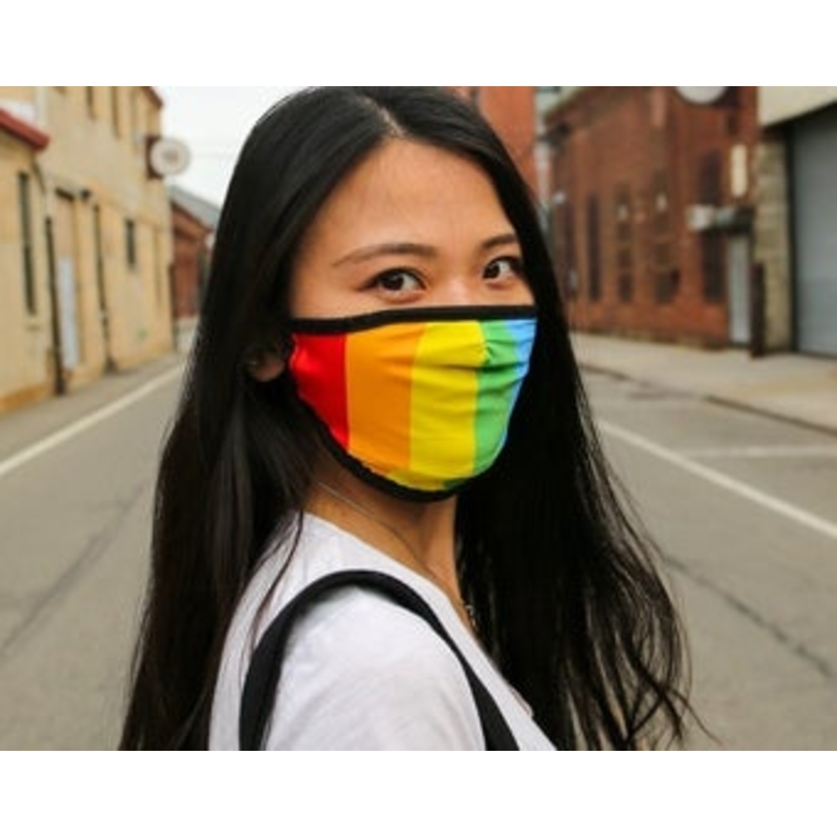 FYDELITY FYDELITY Face Mask - Rainbow