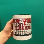 Exit9 Gift Emporium NYC Forever Mug