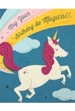 Birthday Card: B-Day Magic