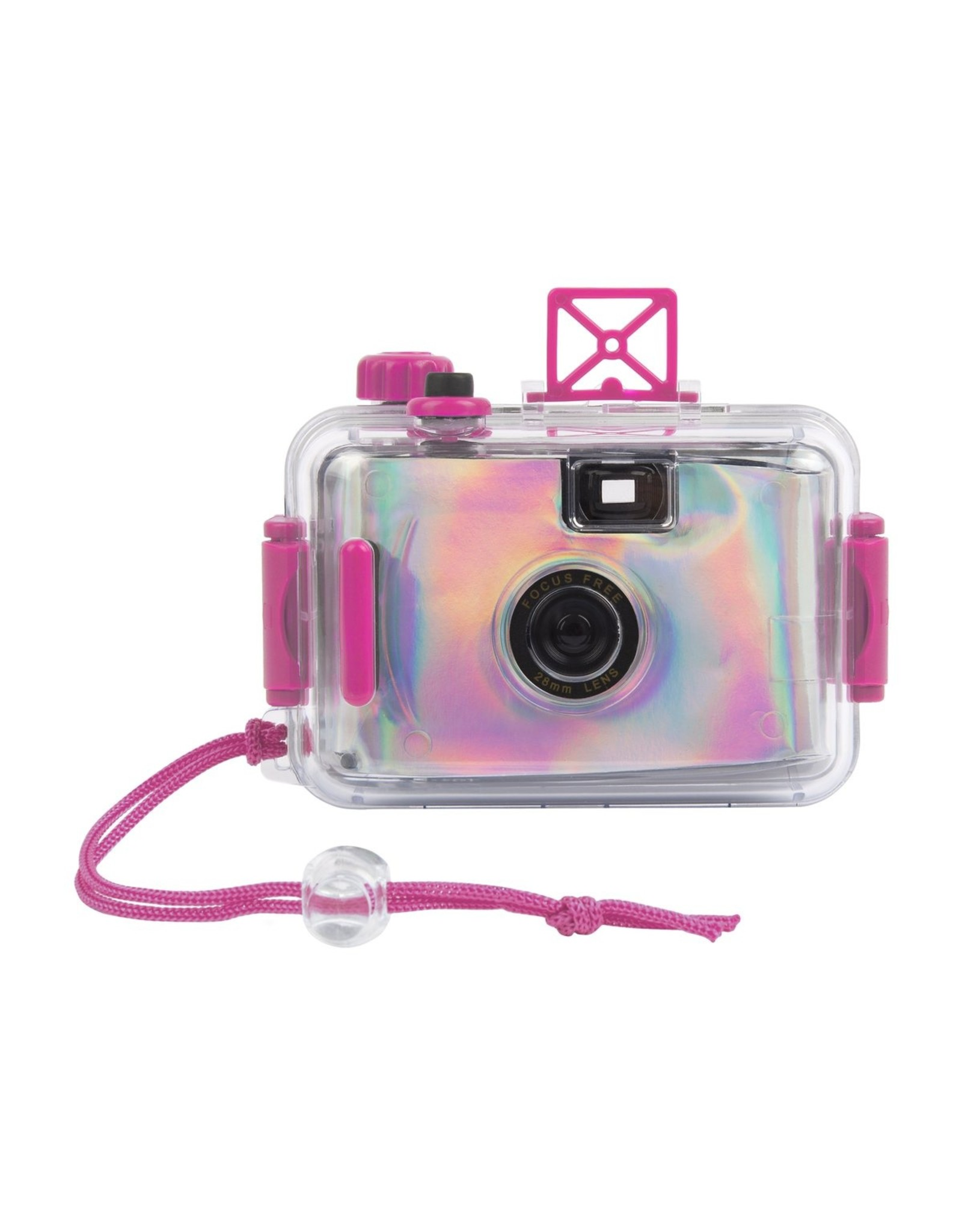 Underwater Midnight Iridescent  Camera