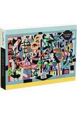 Chronicle Books Stuart Davis Puzzle