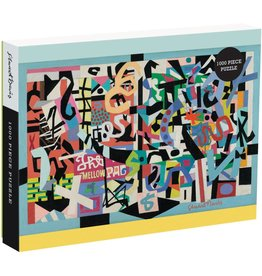 Chronicle Books Stuart Davis Puzzle