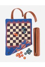 Chronicle Books Pendleton Chess & Checkers