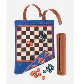 Chronicle Books Pendleton Chess & Checkers