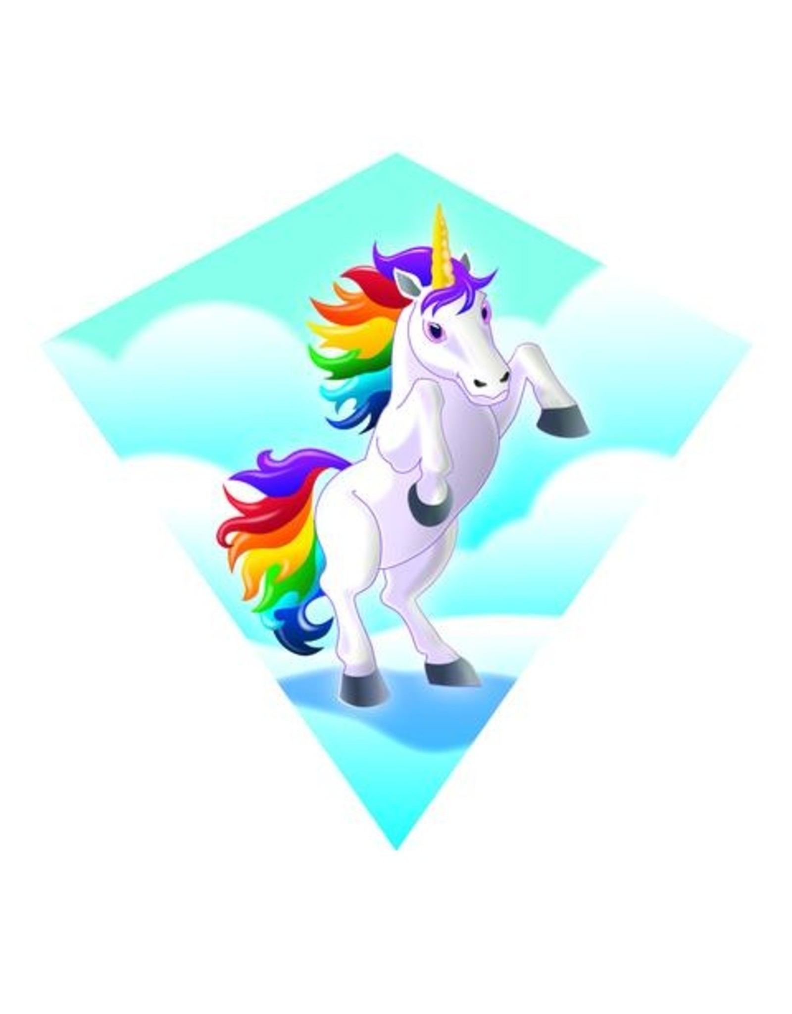Mini Unicorn Kite