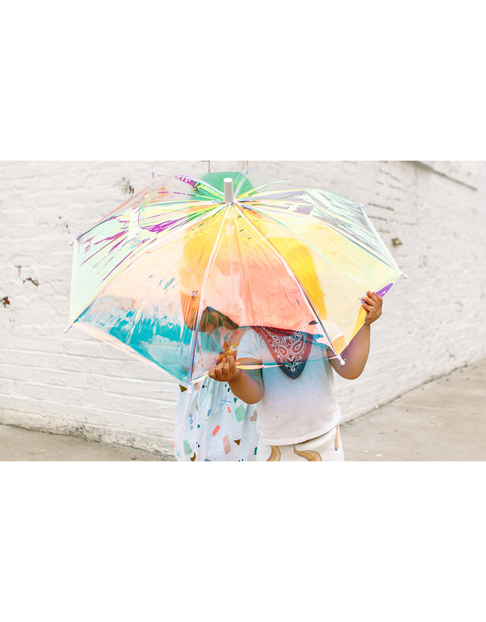 FCTRY Holographic Umbrella for Kids