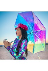 FCTRY Holographic Umbrella for Adults