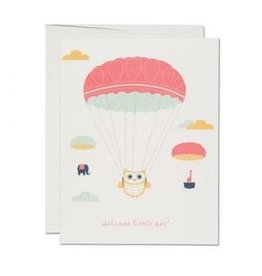 Baby Card:  Welcome Little One