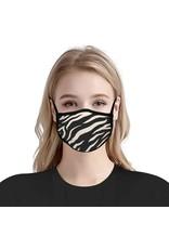 FYDELITY FYDELITY Face Mask - Zebra